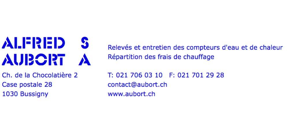 Alfred Aubort Logo