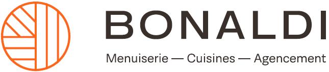Bonaldi Menuiserie Cuisines Agencement Logo