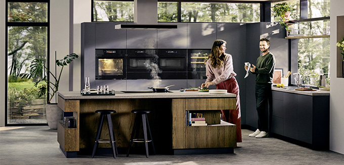 Electrolux Intuitive Kuche Banner