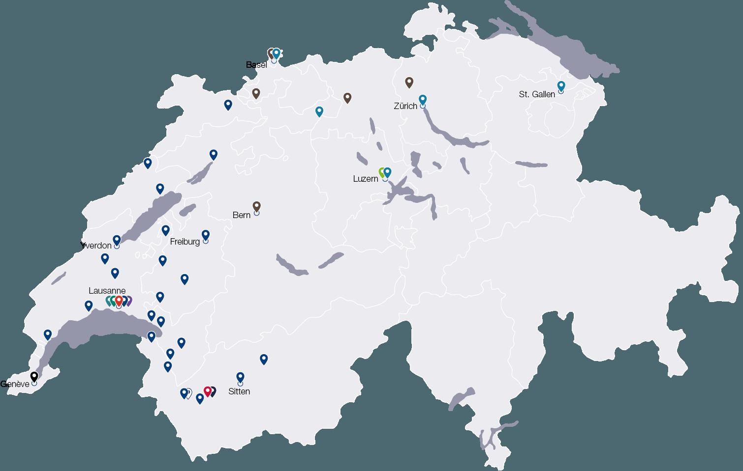 DBS Group - Switzerland