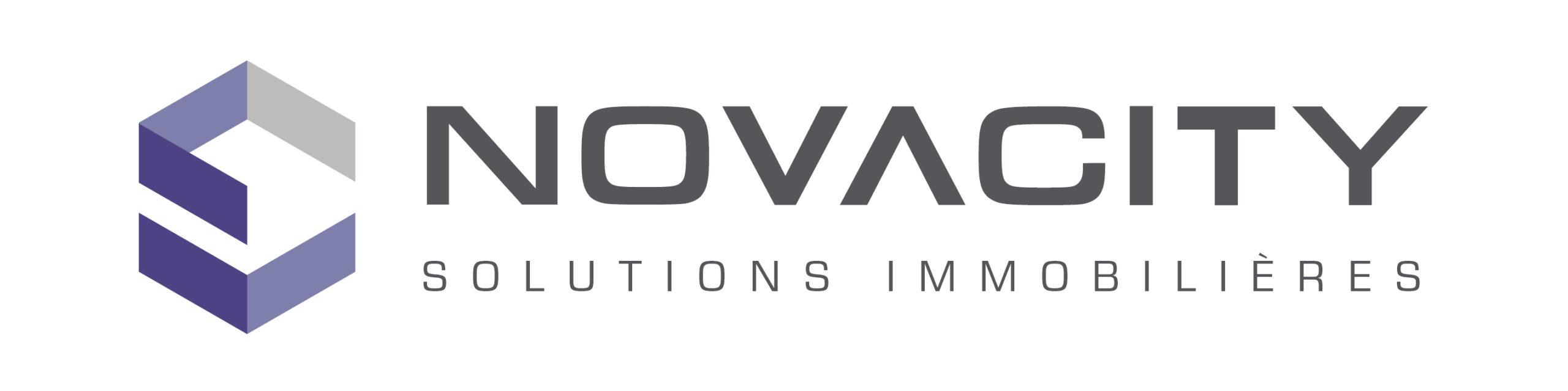 Logo Novacity Solutions Immobilières